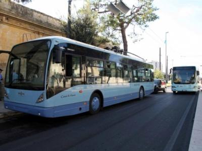 Natale in bus